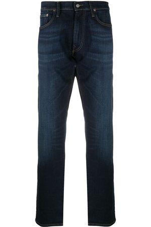 Polo Ralph Lauren Mężczyzna Straight - Blue