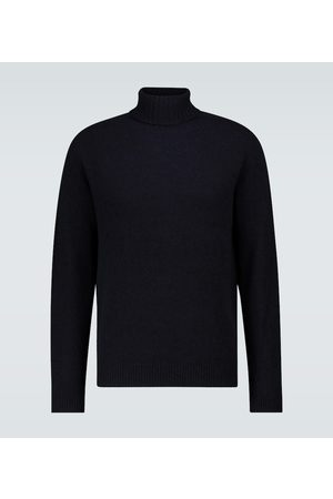 Sunspel Lambswool turtleneck sweater