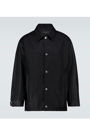 MACKINTOSH Cadder tech nylon jacket