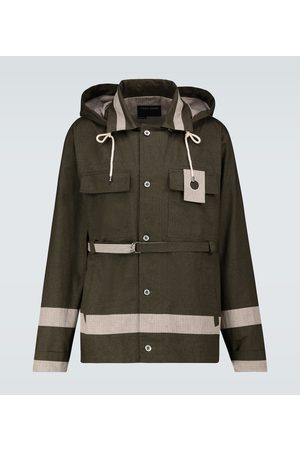 CRAIG GREEN Paneled utility jacket