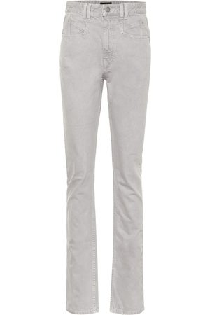 Isabel Marant Nominic high-rise slim jeans