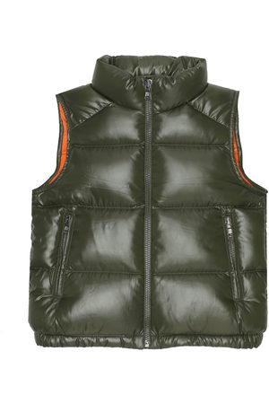Moncler Exclusive to Mytheresa – Dom logo down gilet