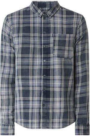 Tigha Koszula casualowa o kroju regular fit z bawełny model 'Kuro'