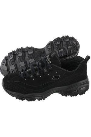 Skechers Sneakersy D'Lites Play On Black 11949/BBK (SK75-a)
