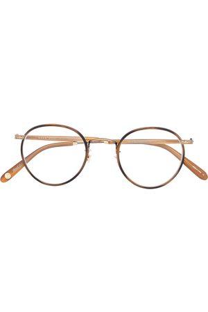 GARRETT LEIGHT Okulary przeciwsłoneczne - Brown
