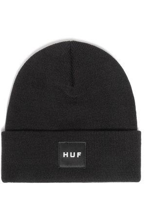 Huf Czapka - Essentials Box Logo Beani BN00090 Black