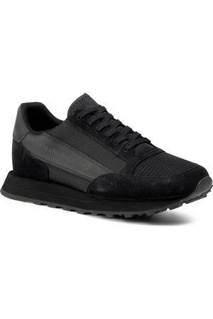 Armani Sneakersy - XUX083 XV263 K001 Black