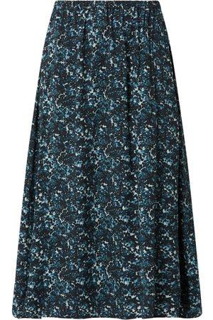 Armedangels Kobieta Spódnice midi - Spódnica midi z krepy model 'Kataa'