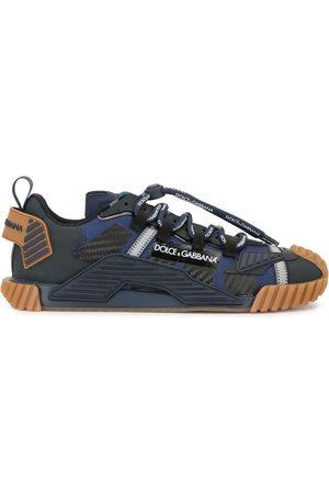 Dolce & Gabbana Mężczyzna Sneakersy - Blue