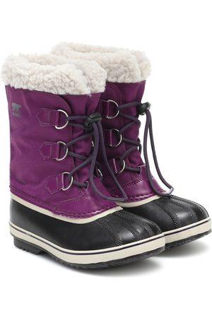 sorel Yoot Pac nylon boots