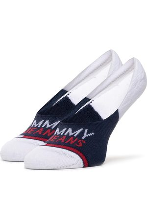 Tommy Hilfiger Zestaw 2 par stopek unisex - 100000403 Navy 002