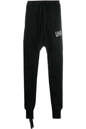 Unravel Project Mężczyzna Spodnie dresowe - Black
