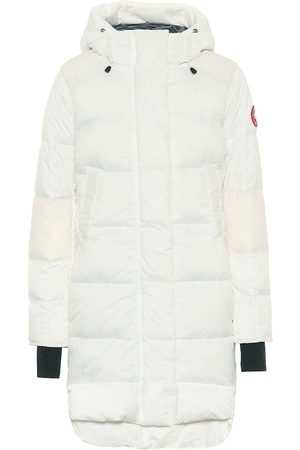 Canada Goose Alliston quilted down coat