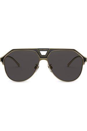 Dolce & Gabbana Mężczyzna Okulary przeciwsłoneczne - GOLD
