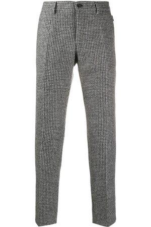 Dolce & Gabbana Mężczyzna Spodnie eleganckie - Grey
