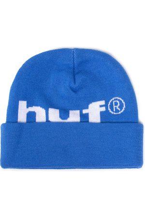 Huf Mężczyzna Czapki - Czapka - 98 Logo Beanie BN00093 Dynamic Cobalt