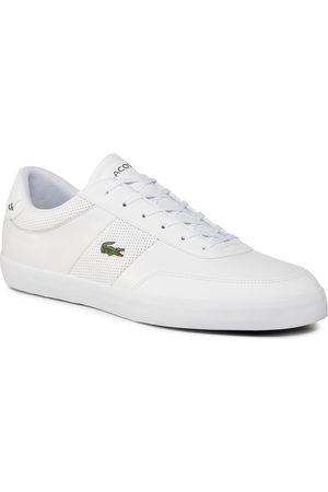 Lacoste Sneakersy - Court-Master 0120 1 Cma 7-740CMA001421G Wht/Wht