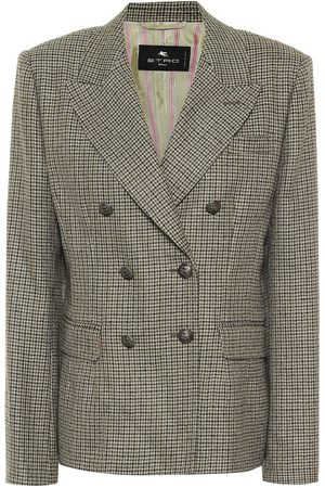 Etro Exclusive to Mytheresa – Wool tweed blazer