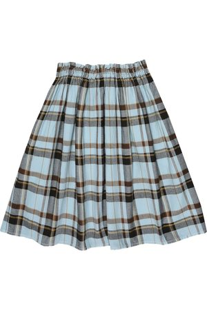 MORLEY Dziewczynka Spódnice - Mercedes checked cotton skirt