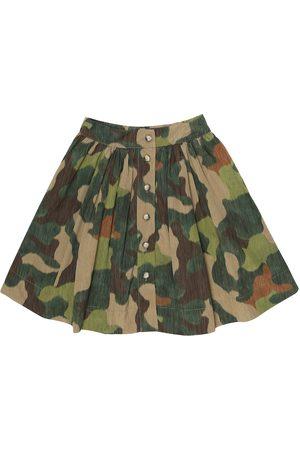 MORLEY Dziewczynka Spódnice - Mistral camouflage skirt