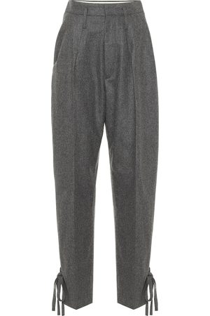 Isabel Marant Racomi virgin wool pants
