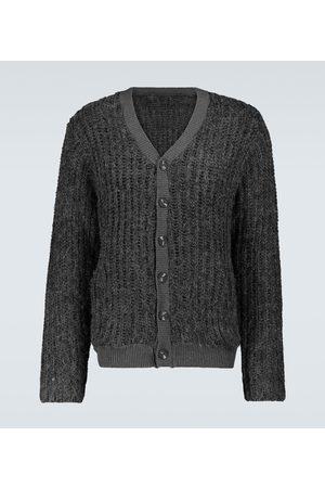 Winnie Destroyed knitted cardigan