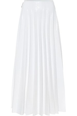 Peter Do Sequined high-rise midi skirt