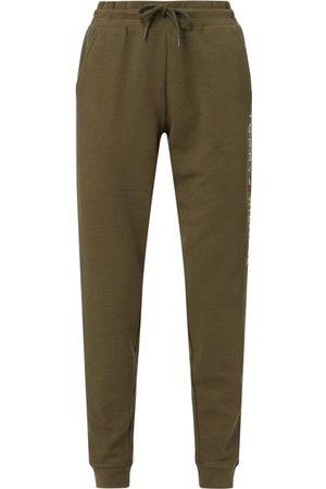 Tommy Hilfiger Spodnie dresowe z bawełny ekologicznej