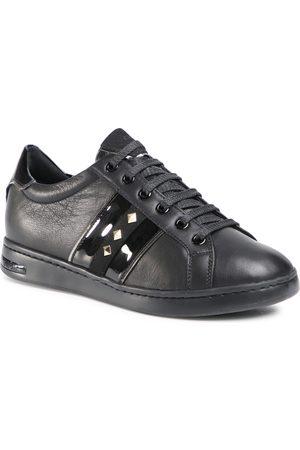 Geox Sneakersy - D Jaysen C D041BC 08502 C9999 Black