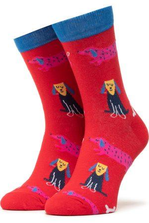 Dots Socks Skarpety Wysokie Unisex - DTS-SX-405-W
