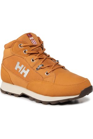Helly Hansen Mężczyzna Buty trekkingowe - Trekkingi - Torshov Hiker 115-93.725 Honey Wheat/Castle Wall/Slate Black