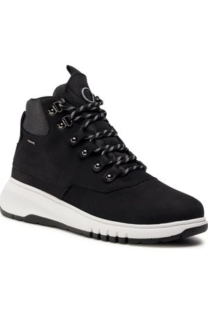 Geox Sneakersy - D Aerantis 4x4 Abx A D04LAA 076FU C9999 Black
