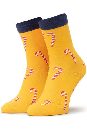 Dots Socks Skarpety Wysokie Unisex - DTS-SX-484-Y
