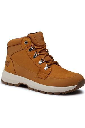 Helly Hansen Mężczyzna Buty trekkingowe - Trekkingi - Richmond 11611-726 Honey Wheat/Coffee Bean/Superry Gum