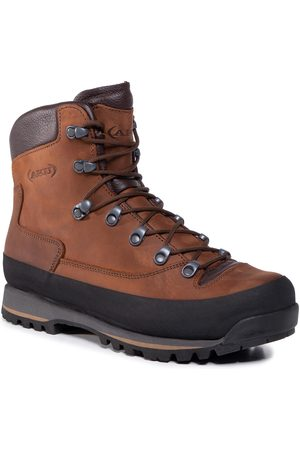 Aku Trekkingi - Conero Gtx Nbk GORE-TEX 878.6 Brown/Dk.Brown 400