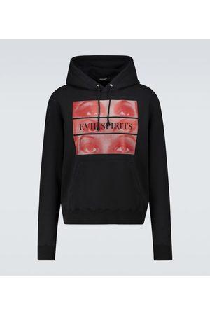 UNDERCOVER Bluzy z kapturem - Evil Spirits hooded sweatshirt