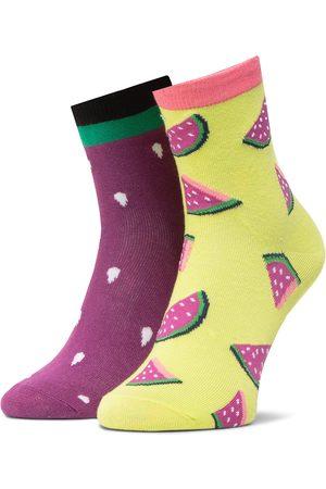 Dots Socks Skarpety - Skarpety Wysokie Unisex - DTS-SX-462-R
