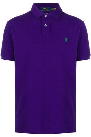 Polo Ralph Lauren Mężczyzna Koszulki polo - PURPLE