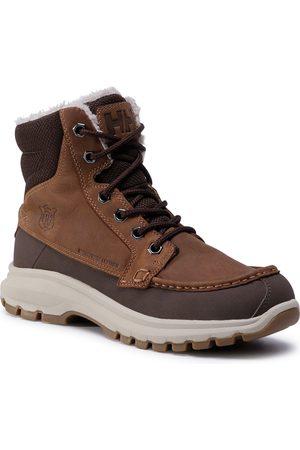 Helly Hansen Mężczyzna Buty trekkingowe - Trekkingi - Garibaldi V3 114-22.766 Tobacco Brown/Espresso