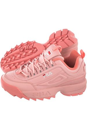 Fila Sneakersy Disruptor Low Wmn Coral Cloud/Burnt Coral 1010302.72X (FI6-e)