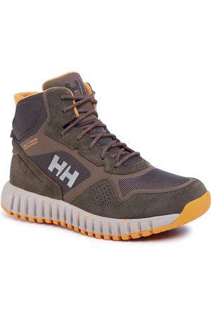 Helly Hansen Mężczyzna Buty trekkingowe - Trekkingi - Monashee Ullr Ht 114-32.707 Espresso/Marmelade/Aluminium