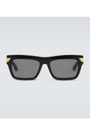 Bottega Veneta Acetate frame sunglasses