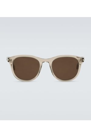 Saint Laurent Transparent-frame sunglasses