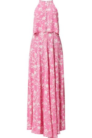 Pepe Jeans Długa sukienka z cienkimi ramiączkami model 'Davinia'