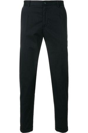 Dolce & Gabbana Mężczyzna Spodnie eleganckie - Black