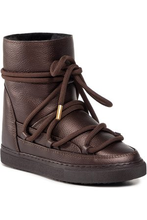 INUIKII Buty - Sneaker 70203-089 Dark Brown