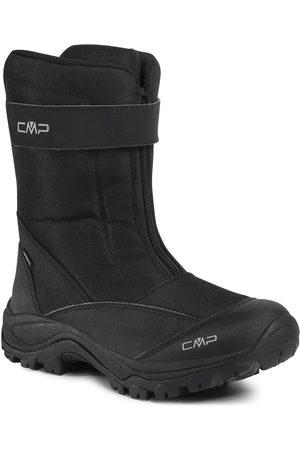CMP Mężczyzna Botki - Śniegowce - Jotos Snow Boot Wp 39Q4917 Nero U901