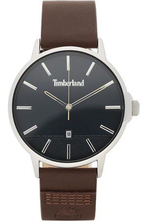 Timberland Mężczyzna Zegarki - Zegarek - Rollinsford 15637JYS/03AS Brown/Silver