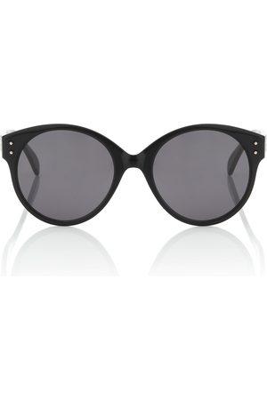 Alaïa Round sunglasses