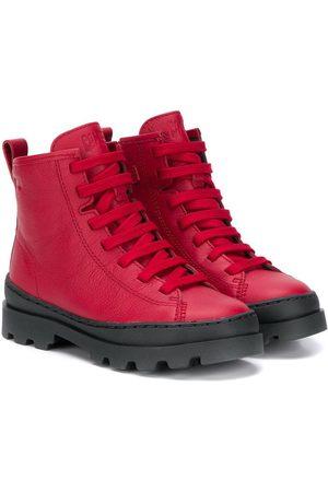 Camper Dziewczynka Botki - Red